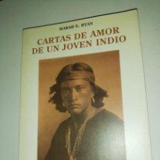 Libros de segunda mano: MARAH E. RYAN, CARTAS A UN JOVEN INDIO. Lote 190784975