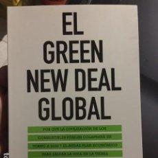 Livros em segunda mão: EL GREEN NEW DEAL GLOBAL. JEREMY RIFKIN. EDICIONES PAIDÓS. Lote 190804961