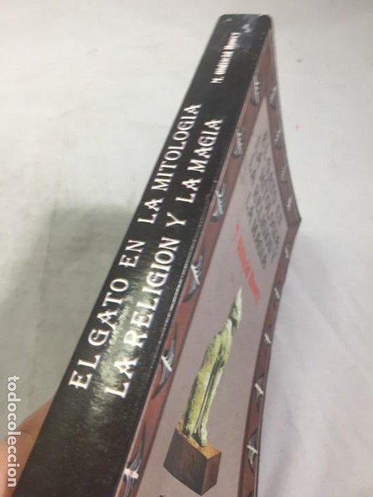 Libros de segunda mano: EL GATO EN LA MITOLOGÍA, LA RELIGIÓN Y LA MAGIA de M. Oldfield Howey 1991 - Foto 2 - 190903748