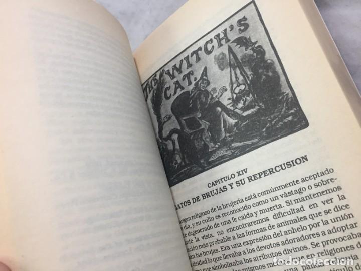 Libros de segunda mano: EL GATO EN LA MITOLOGÍA, LA RELIGIÓN Y LA MAGIA de M. Oldfield Howey 1991 - Foto 10 - 190903748