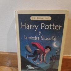 Libros de segunda mano: HARRY POTTER Y LA PIEDRA FILOSOFAL JK ROWLING. Lote 190931311