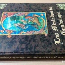 Libros de segunda mano: LOS MINIADOS DE GUADALUPE - CATALOGO Y MUSEO 1988 - SEBASTIAN GARCIA/ G 605. Lote 191023508