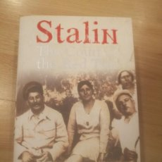 Libros de segunda mano: 'STALIN. THE COURT OF THE RED STAR'. SIMON SEBAG. Lote 191042615