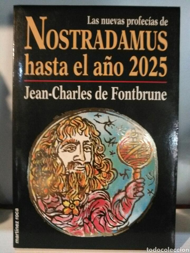 NOSTRADAMUS HASTA EL AÑO 2025. (Libros de Segunda Mano - Parapsicología y Esoterismo - Otros)