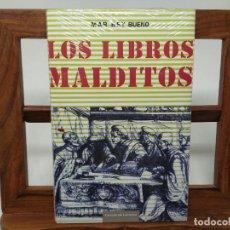 Libros de segunda mano: LOS LIBROS MALDITOS, POR MAR REY BUENO. TEXTOS MÁGICOS PROHIBIDOS. NUEVO, PRECINTADO. Lote 191190987