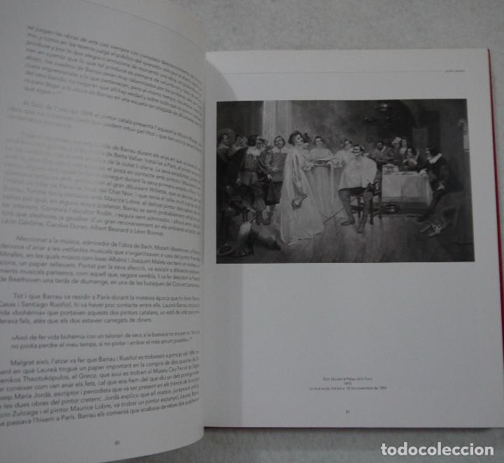 Libros de segunda mano: LAUREA BARRAU - ISABEL COLL - LUNWERG - 2003 - EN CATALAN - Foto 5 - 191192423