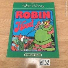 Libros de segunda mano: ROBIN HOOD. Lote 191206620