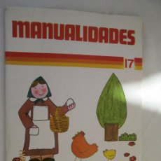 Libros de segunda mano: MANUALIDADES Nº 17 - LA GRANJA - SALVATELLA. . Lote 191210378