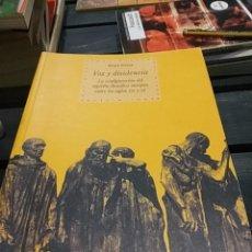 Libros de segunda mano: SERGIO GIVONE VOZ Y DISIDENCIA. Lote 191211013