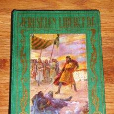 Libros de segunda mano: TASSO. LA JERUSALÉN LIBERTADA (PÁGINAS BRILLANTES DE LA HISTORIA ; 6) . Lote 191213198
