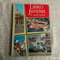 Libros de segunda mano: LIBRO JUVENIL DE SELECCIONES DEL READER`S DIGEST (IBERIA) EN MADRID 1965 PRIMERA EDICIÓN. Lote 191215425
