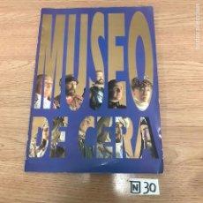 Libros de segunda mano: MUSEO DE CERA. Lote 191215768