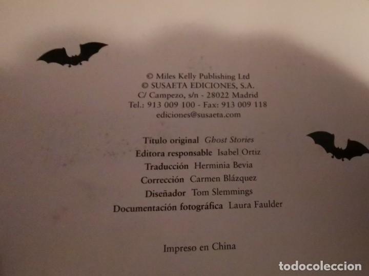 Libros de segunda mano: MAGNÍFICO TOMO HISTORIA DE FANTASMAS RELATOS DE TERROR Y MISTERIO MIRAR FOTOS - Foto 2 - 191216622