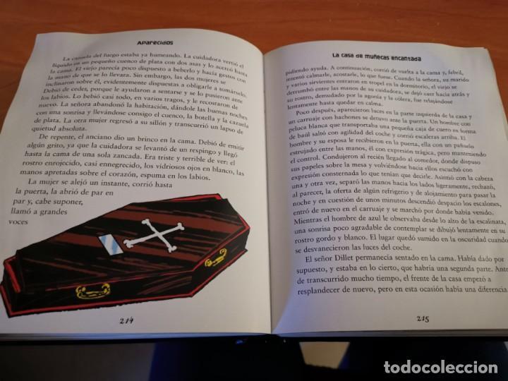 Libros de segunda mano: MAGNÍFICO TOMO HISTORIA DE FANTASMAS RELATOS DE TERROR Y MISTERIO MIRAR FOTOS - Foto 7 - 191216622