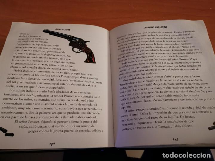 Libros de segunda mano: MAGNÍFICO TOMO HISTORIA DE FANTASMAS RELATOS DE TERROR Y MISTERIO MIRAR FOTOS - Foto 8 - 191216622