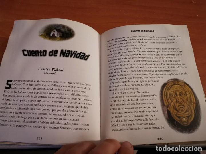 Libros de segunda mano: MAGNÍFICO TOMO HISTORIA DE FANTASMAS RELATOS DE TERROR Y MISTERIO MIRAR FOTOS - Foto 11 - 191216622
