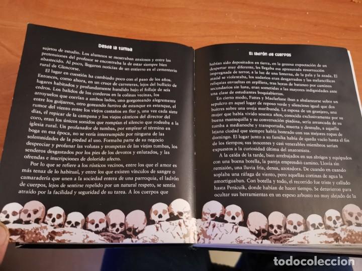 Libros de segunda mano: MAGNÍFICO TOMO HISTORIA DE FANTASMAS RELATOS DE TERROR Y MISTERIO MIRAR FOTOS - Foto 15 - 191216622