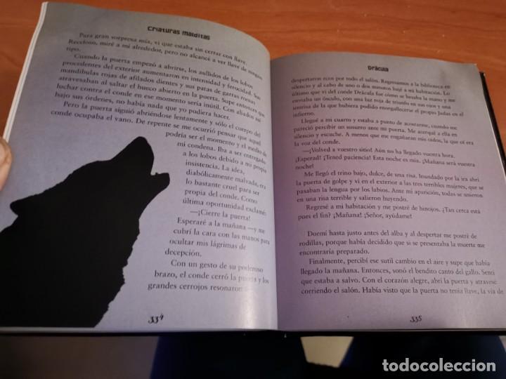 Libros de segunda mano: MAGNÍFICO TOMO HISTORIA DE FANTASMAS RELATOS DE TERROR Y MISTERIO MIRAR FOTOS - Foto 18 - 191216622
