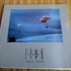 Libros de segunda mano: FOTOSPORT 1982 – 1988 -- FESTIVAL INTERNACIONAL DE CINE Y DEPORTE 1990. Lote 191229597