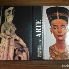 Libros de segunda mano: HISTORIA UNIVERSAL DEL ARTE. Lote 191230158
