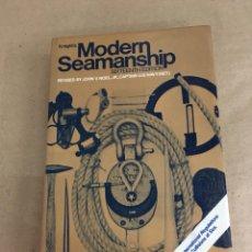 Libros de segunda mano: KNIGHT'S MODERN SEAMANSHIP. Lote 191230390