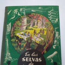 Libros de segunda mano: COLECCION LA VUELTA AL MUNDO. ESFINGES Y PIRÁMIDES, HIELOS POLARES Y SELVAS DE ÁFRICA. Lote 191278523