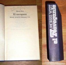 Libros de segunda mano: WEST, MORRIS. EL NAVEGANTE . Lote 191402621