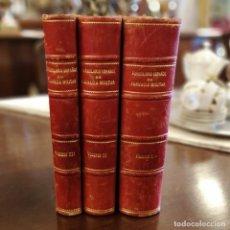 Libros de segunda mano: FARMACIA MILITAR. Lote 191413460