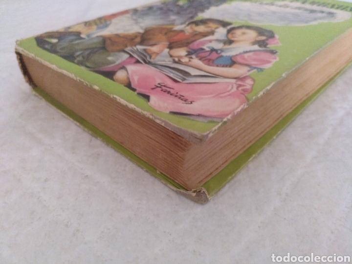 Libros de segunda mano: Cuentos famosos de todos los tiempos. Fariñas. Colección juvenil cadete 6. Libro - Foto 6 - 191461757