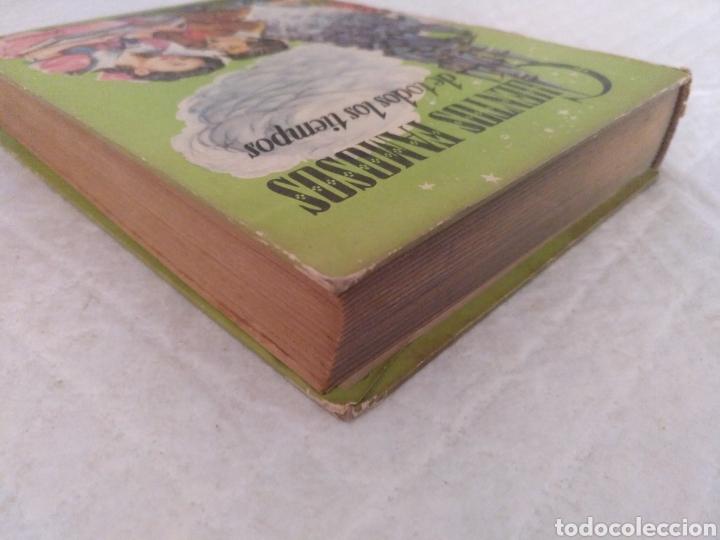 Libros de segunda mano: Cuentos famosos de todos los tiempos. Fariñas. Colección juvenil cadete 6. Libro - Foto 7 - 191461757