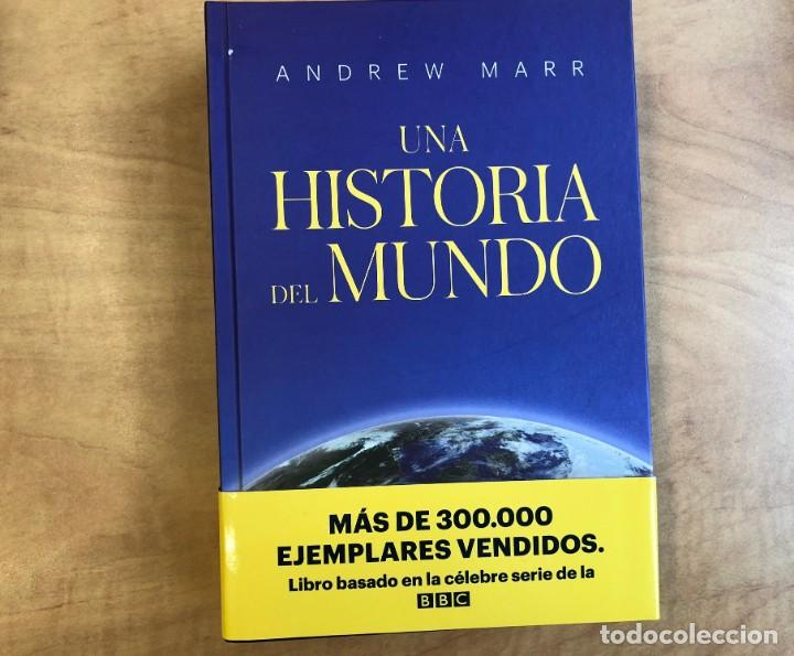 UNA HISTORIA DEL MUNDO. ANDREW MARR. EDITORIAL BIBLIOTECA NUEVA. LOS GRANDES CAMBIOS EN LA HISTORIA. (Libros de Segunda Mano - Historia - Otros)