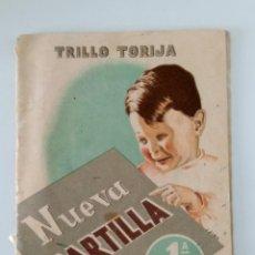 Libros de segunda mano: NUEVA CARTILLA. M TRILLO TORIJA. PRIMERA PARTE. 1944. Lote 191519106