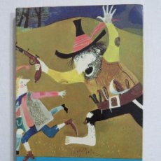 Libros de segunda mano: EL BANDIDO SALTO DE MATA. OTFRIED PREUSSLER. Lote 191564375