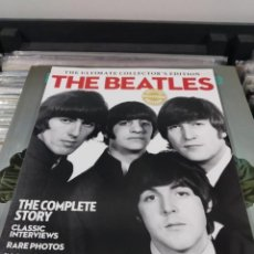 Libros de segunda mano: THE BEATLES THE COMPLETE HISTORY 146 PAGINAS THE ULTIMATE COLLECTOR'S EDITION COMO NUEVO. Lote 191574823