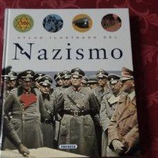 Libros de segunda mano: ATLAS ILUSTRADO DEL NAZISMO .- EDICIONES SUSAETA. Lote 191630391