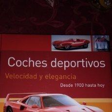 Libros de segunda mano: COCHES DEPORTIVOS , VELOCIDAD Y ELEGANCIA DESDE 1900 HASTA HOY .- REINHARD LINTELMANN. Lote 191632912