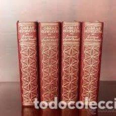 Libros de segunda mano: OBRAS COMPLETAS DE ENRIQUE JARDIEL PONCELA. Lote 191666217