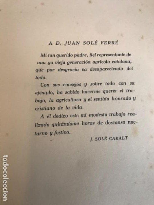Libros de segunda mano: BISBAL HISTORICA .- JUAN SOLE CARALT .- RESUMEN HISTORICO DEL PENEDES 1948. - Foto 3 - 191702112