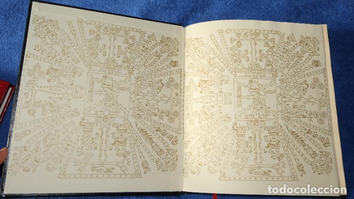 Libros de segunda mano: Agenda - Quinto Centenario - 1990 / 1991 - Culturas Pre-Colombinas - Foto 3 - 191750482
