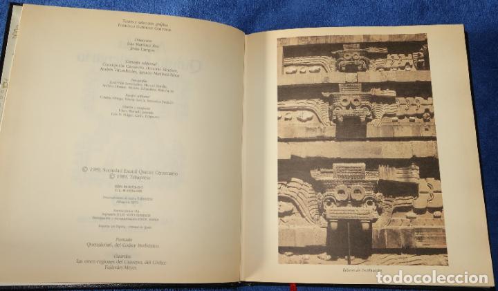 Libros de segunda mano: Agenda - Quinto Centenario - 1990 / 1991 - Culturas Pre-Colombinas - Foto 5 - 191750482