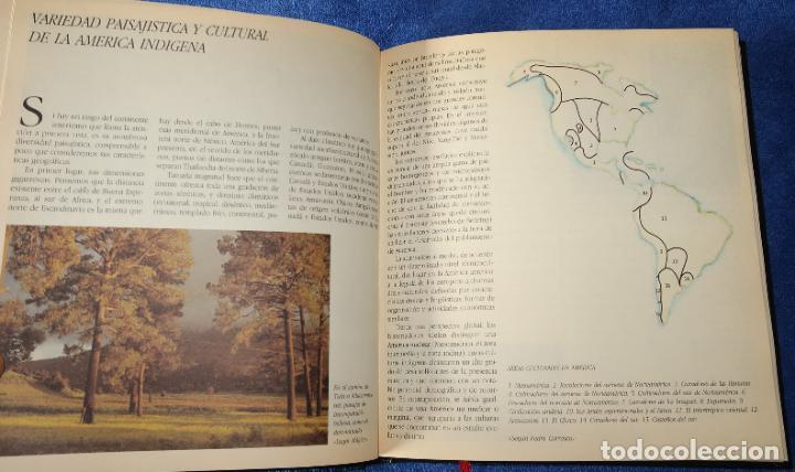 Libros de segunda mano: Agenda - Quinto Centenario - 1990 / 1991 - Culturas Pre-Colombinas - Foto 7 - 191750482