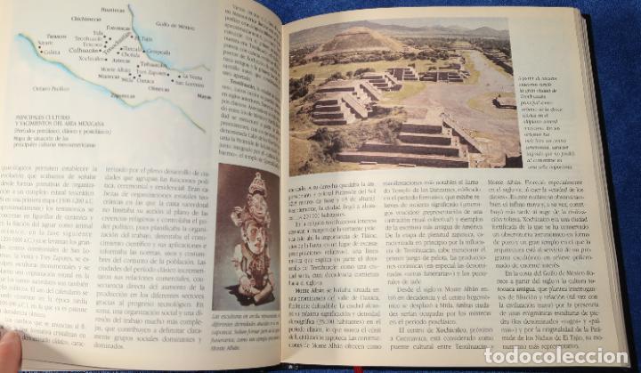 Libros de segunda mano: Agenda - Quinto Centenario - 1990 / 1991 - Culturas Pre-Colombinas - Foto 9 - 191750482