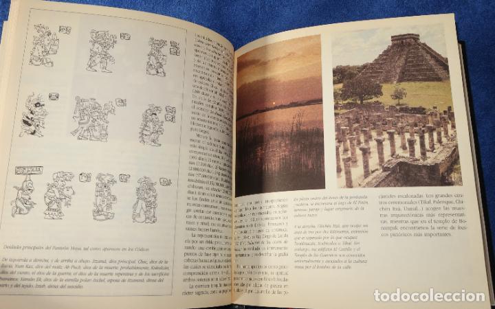 Libros de segunda mano: Agenda - Quinto Centenario - 1990 / 1991 - Culturas Pre-Colombinas - Foto 11 - 191750482