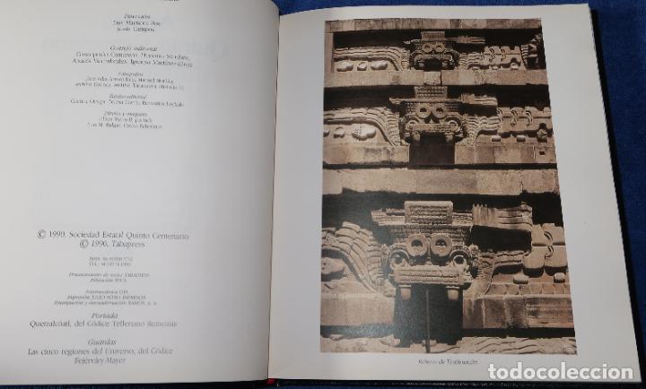 Libros de segunda mano: Agenda - Quinto Centenario - 1990 / 1991 - Culturas Pre-Colombinas - Foto 15 - 191750482