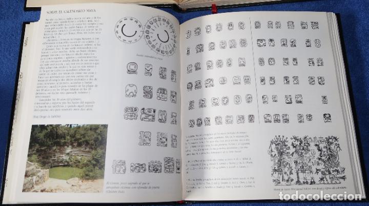 Libros de segunda mano: Agenda - Quinto Centenario - 1990 / 1991 - Culturas Pre-Colombinas - Foto 16 - 191750482