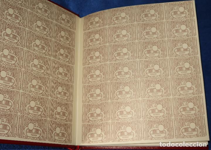 Libros de segunda mano: Agenda - Quinto Centenario - 1990 / 1991 - Culturas Pre-Colombinas - Foto 22 - 191750482