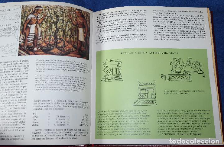 Libros de segunda mano: Agenda - Quinto Centenario - 1990 / 1991 - Culturas Pre-Colombinas - Foto 25 - 191750482