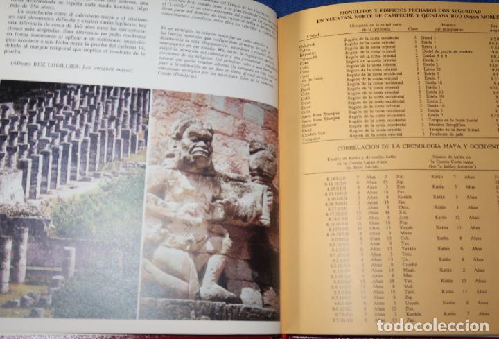 Libros de segunda mano: Agenda - Quinto Centenario - 1990 / 1991 - Culturas Pre-Colombinas - Foto 26 - 191750482