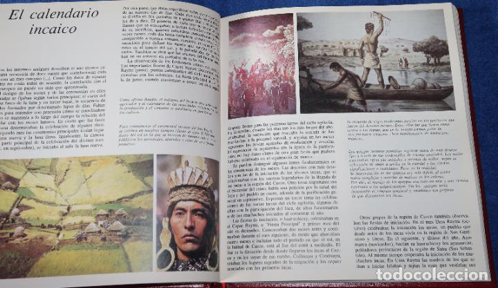 Libros de segunda mano: Agenda - Quinto Centenario - 1990 / 1991 - Culturas Pre-Colombinas - Foto 27 - 191750482