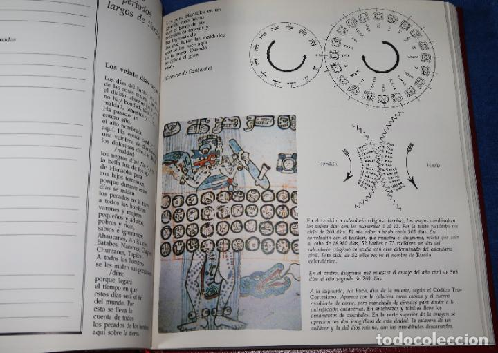 Libros de segunda mano: Agenda - Quinto Centenario - 1990 / 1991 - Culturas Pre-Colombinas - Foto 28 - 191750482